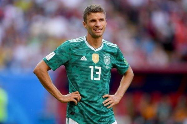 El fracaso alemán reflejado en un rostro / imagen: Getty Images