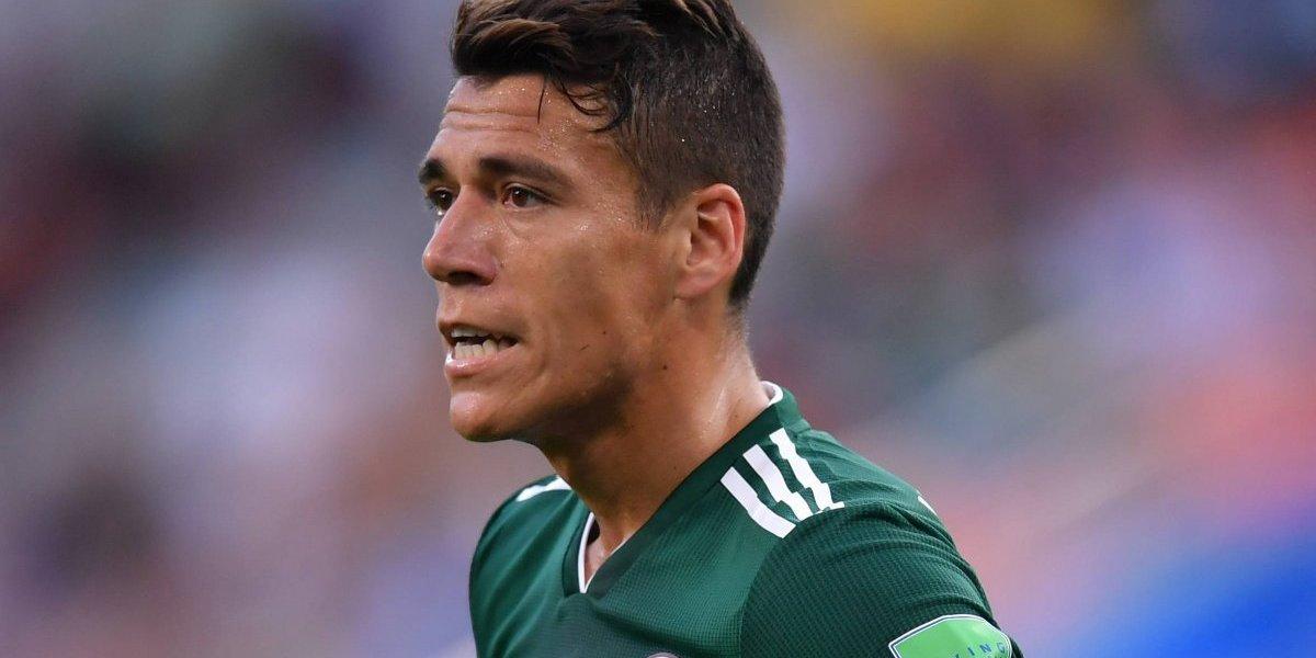 Héctor Moreno se pierde los octavos con la selección mexicana