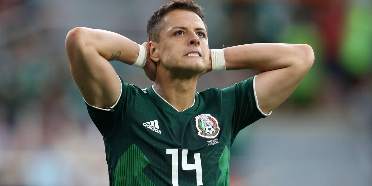México sufre pero avanza a octavos gracias a la derrota de Alemania