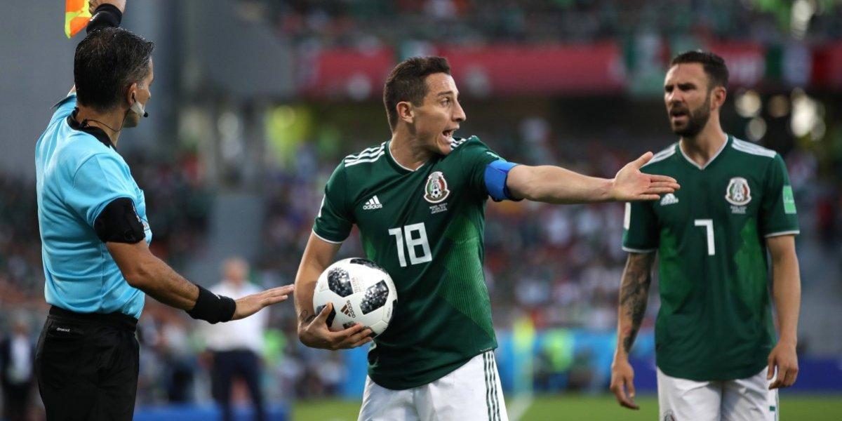 México sufre pero obtiene su pase a octavos tras derrota de Alemania