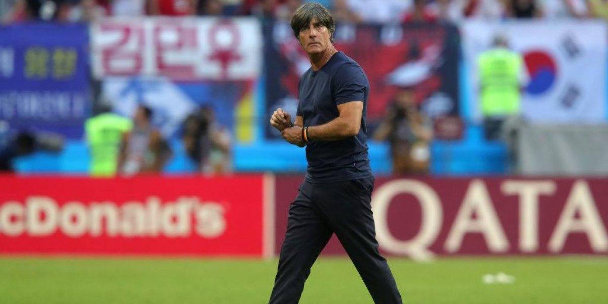 """Entrenador alemán da la cara tras el papelón de Alemania: """"Merecíamos quedar eliminados"""""""