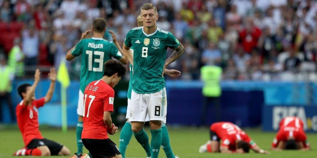 Los brasileños gozaron con la eliminación de Alemania en Rusia y hasta se vengaron de un antiguo tuit de Kroos