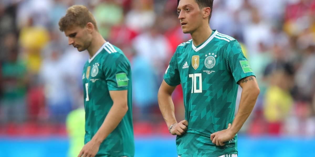 """""""¡Qué lloren los alemanes!"""": el mundo se volvió loco tras la eliminación de Alemania en Rusia 2018"""