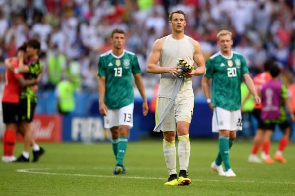 El fracaso alemán en Rusia 2018 tuvo como protagonistas a varios campeones del mundo en Brasil 2014 / Foto: Getty Images