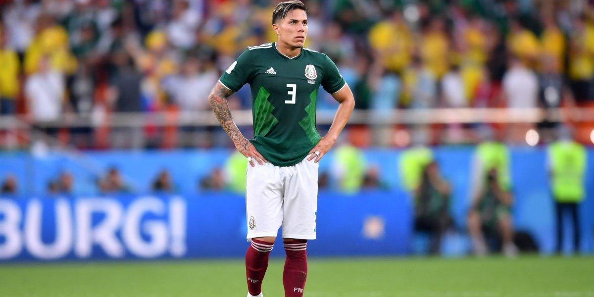Carlos Salcedo prefiere el tropiezo ahora y no en octavos