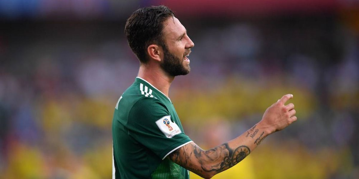 Layún asegura que México merece estar en octavos de final