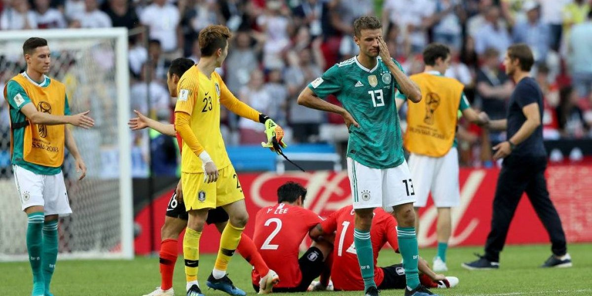 Antes eras chévere: El triste Mundial de Thomas Müller en Rusia 2018