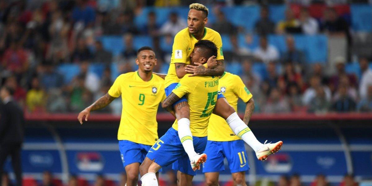 Brasil sigue de menos a más en Rusia 2018 y ahora ganó su grupo para toparse con México en octavos