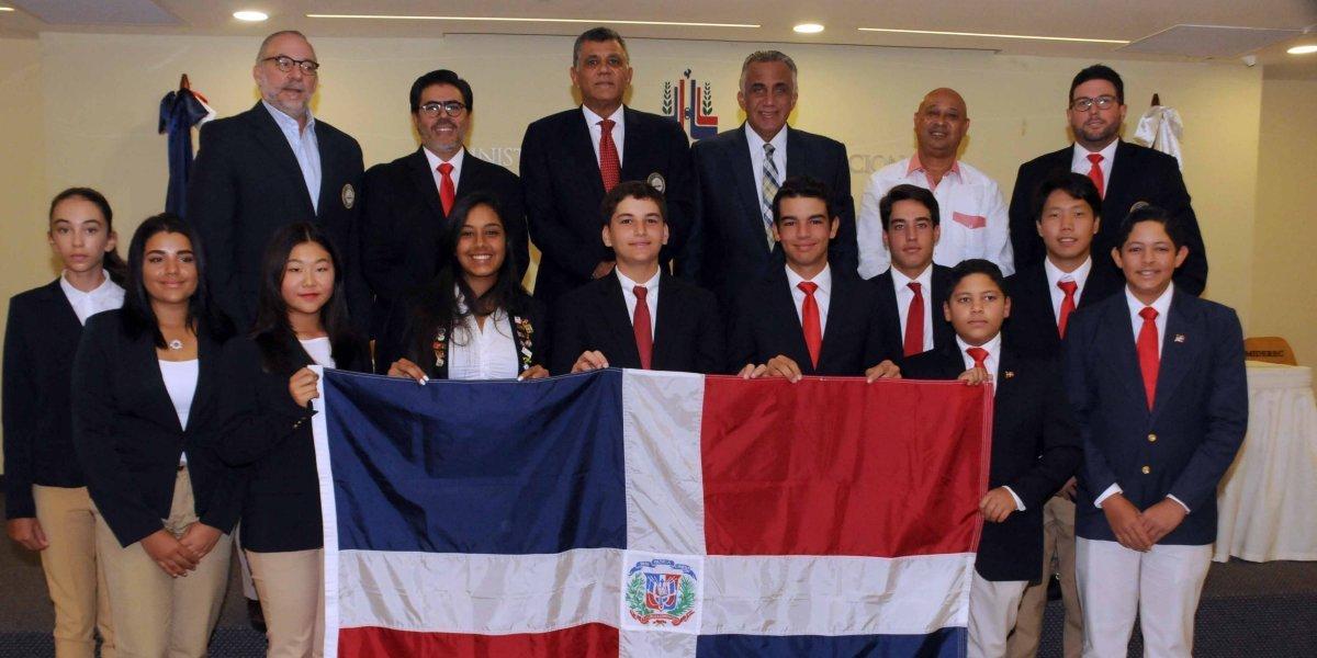 Fedogolf presenta selección irá a los Campeonatos Juveniles del Caribe