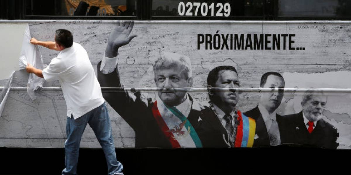 "Ya está disponible el controversial documental ""El Populismo en América Latina"" por medio de Amazon Prime Video"