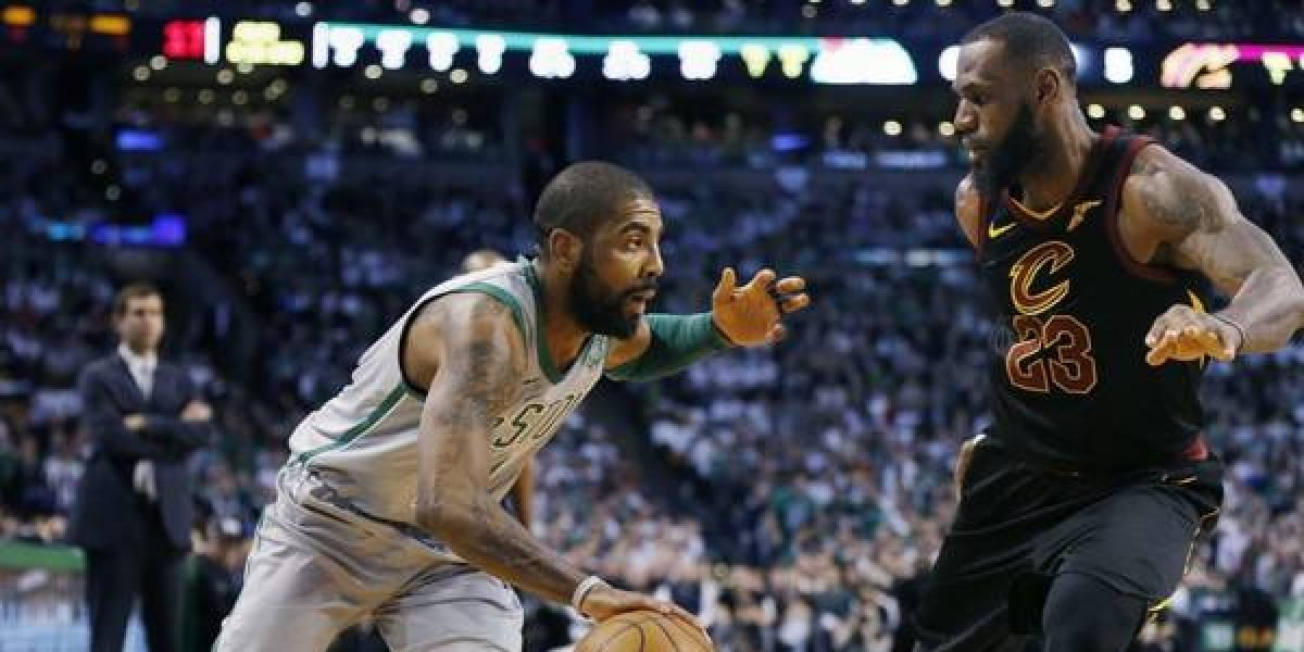 "Kyrie Irving: ""LeBron James es el MVP de la NBA"""