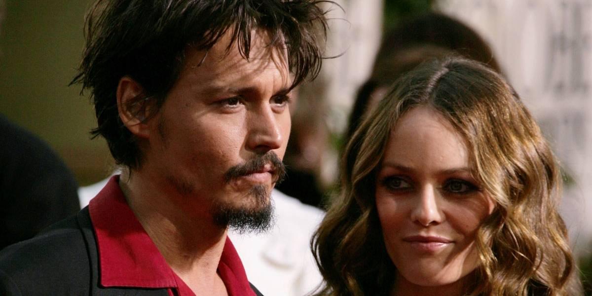 Filho adolescente de Johnny Depp e Vanessa Paradis enfrenta sérios problemas de saúde, diz revista