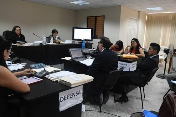 Julio Suárez, presidente del Banco de Guatemala, es acusado en el caso IGSS-Pisa.