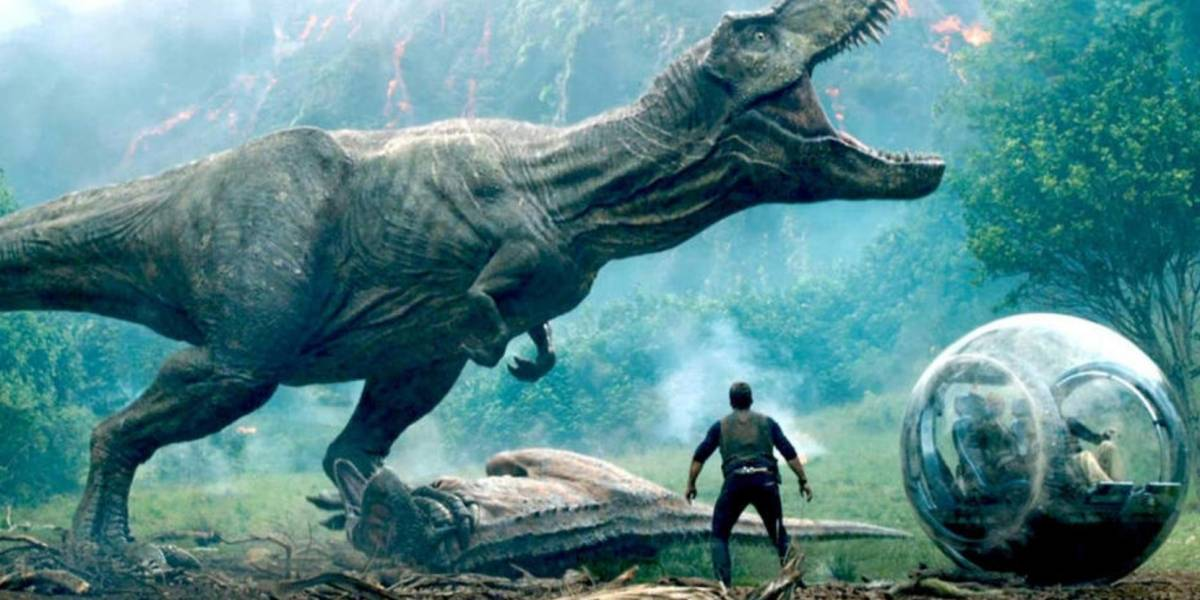 Jurassic World: El Reino Caído y Every Day  en cartelera de Caribbean Cinemas