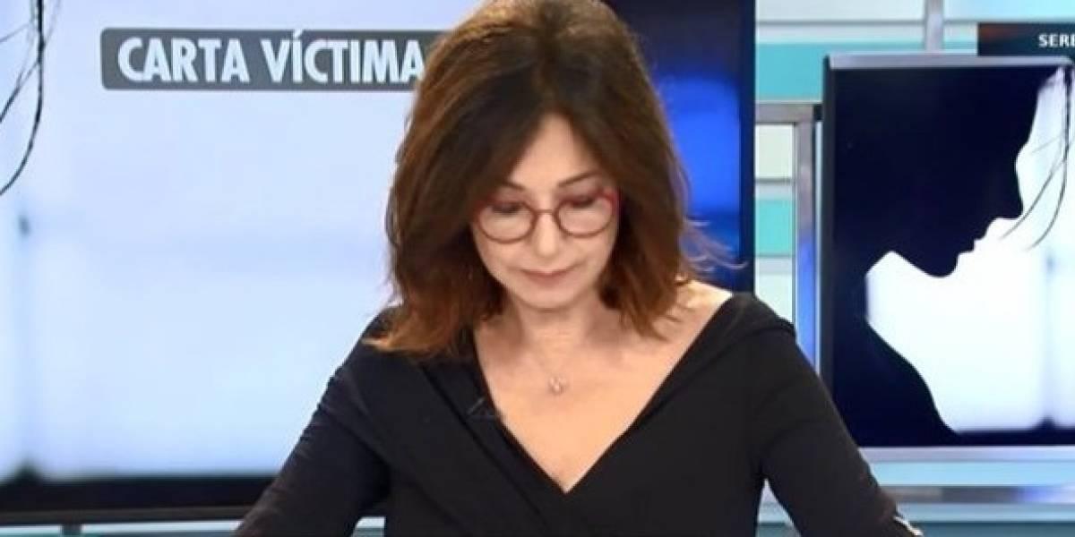 """Víctima de """"la Manada"""" rompe el silencio: """"Gracias por creerme"""""""