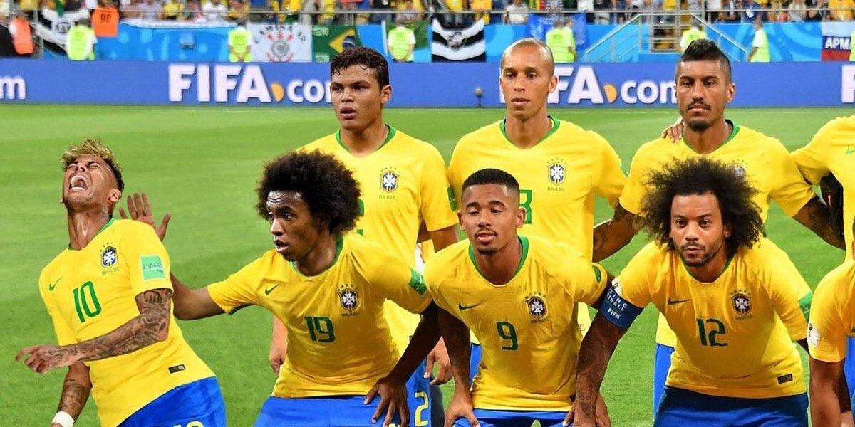 Brasil inspira los mejores memes del partido ante Serbia