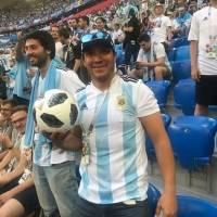 Messi, bandera de Guatemala