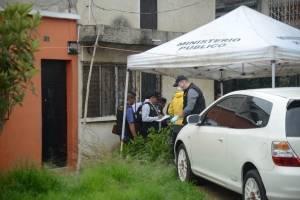 Mujer fallecida en Villalobos I
