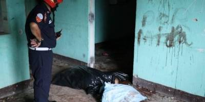 Mujer asesinada en Villalobos 1