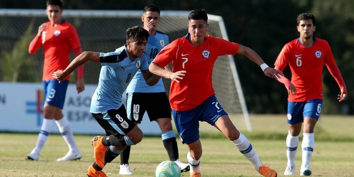 La Roja Sub 20 enfrentará en Rancagua su durísimo examen ante Brasil y las entradas serán gratuitas