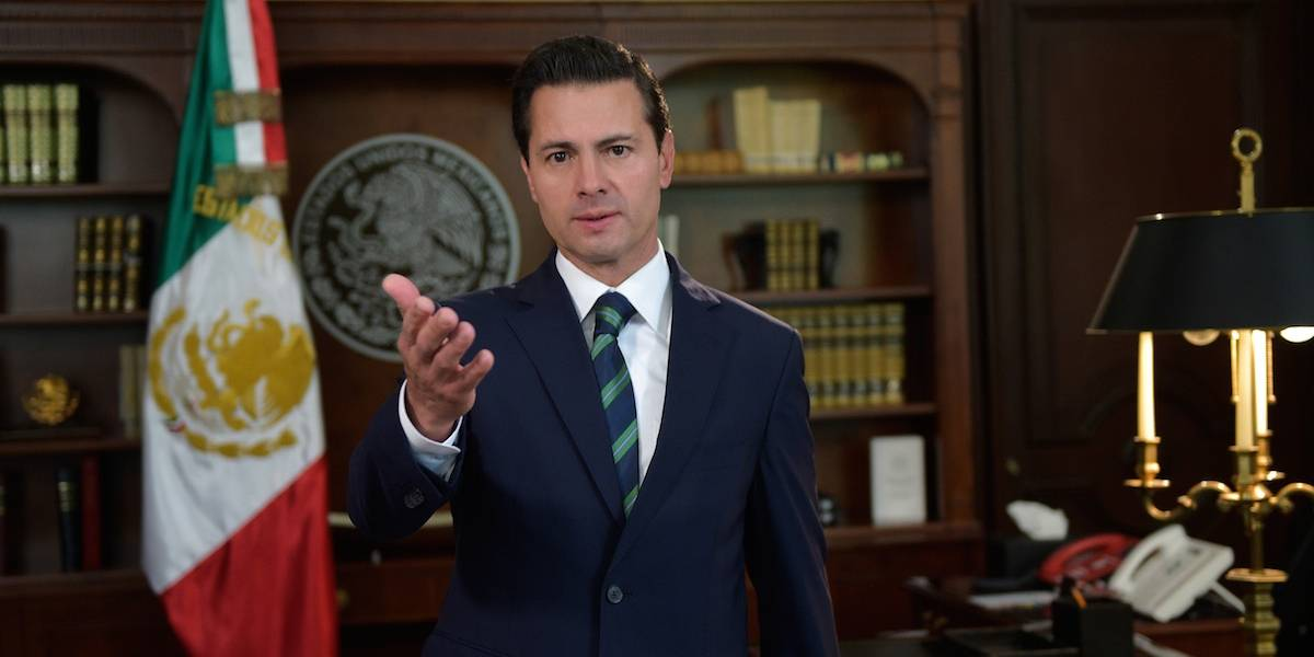 La mejor forma de rechazar la violencia es ir a votar: Peña Nieto