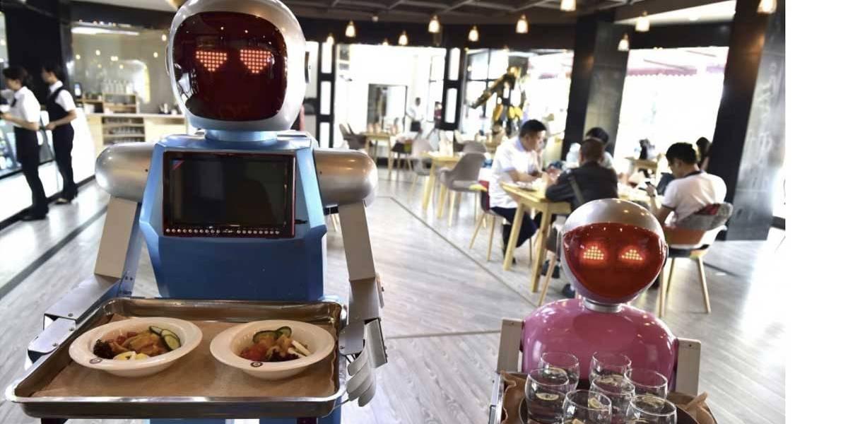 Fast-food americanos apostam em robôs como funcionários