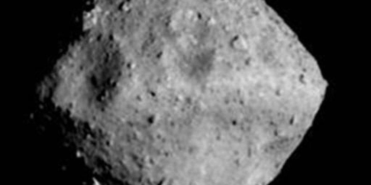 Captan asteroide de un kilómetro de diámetro