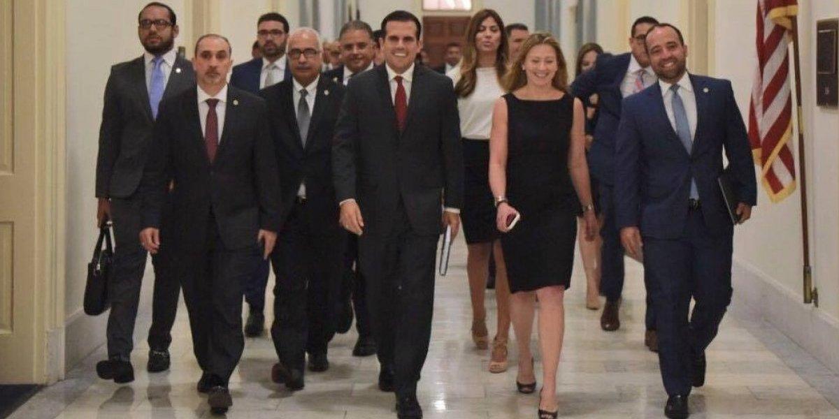 Gobierno presenta en Washington acta de admisión de Puerto Rico como Estado 51