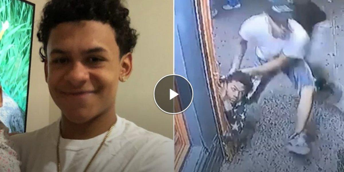 Revelan crueles videos de asesinato de joven dominicano en El Bronx