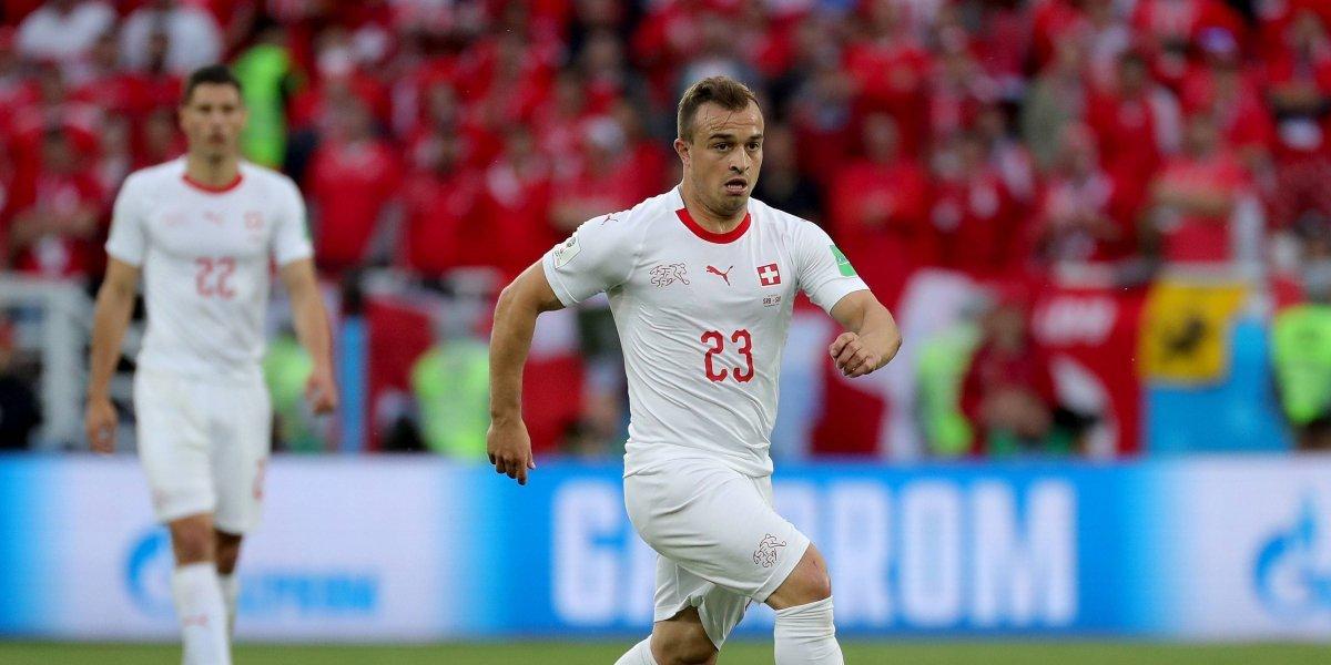 Ante la eliminada Costa Rica, Suiza quiere quedarse con el grupo E