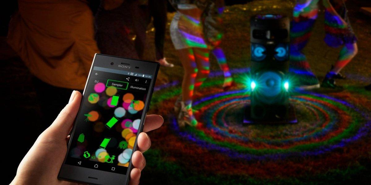 Anima cualquier rincón de la fiesta con audio en 360 grados