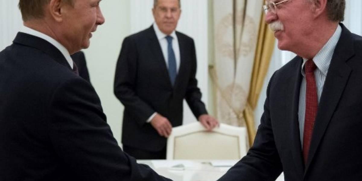 """La primera cumbre entre Putin y Trump se celebrará en """"un país tercero"""""""