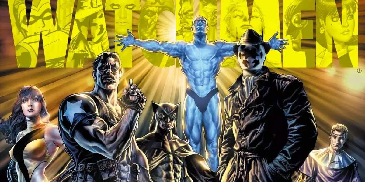 Jeremy Irons protagonizará nova série baseada em 'Watchmen'