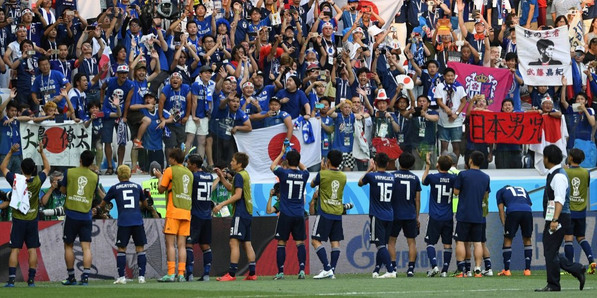 La sorprendente clasificación de Japón que nunca se había visto en un Mundial