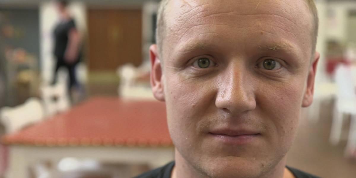 Ex-menino de rua supera drogas, tentativa de suicídio e agora luta contra desperdício de comida