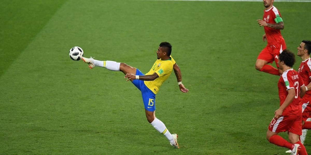 """A história da incrível foto do gol """"bailarino"""" de Paulinho"""