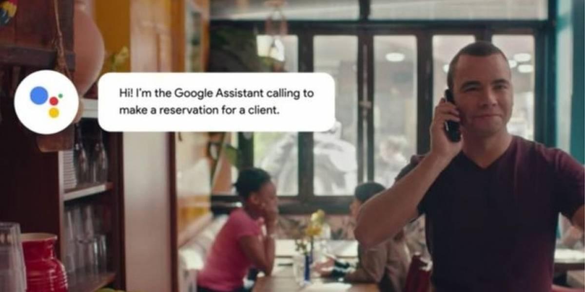 Google começará testes de robô que faz ligações e interage com humanos