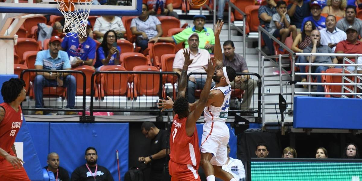 Minuto a Minuto: Cuba vs Puerto Rico en la ventana clasificatoria FIBA