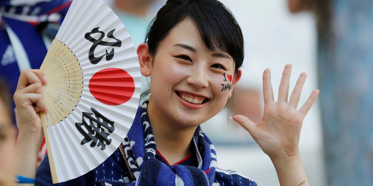 Japão encara a Polônia pelo grupo H; acompanhe