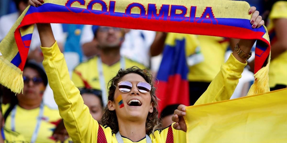 AO VIVO: Colômbia abre o placar contra o Senegal