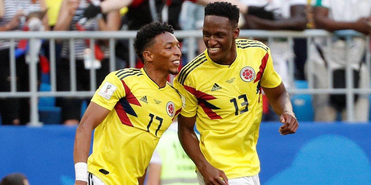 Colômbia vence Senegal e está nas oitavas