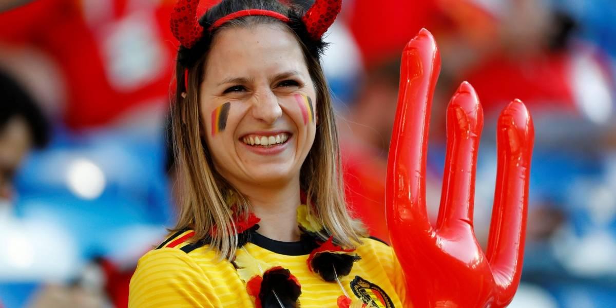 AO VIVO: Bélgica enfrenta a Inglaterra para decidir líder do grupo G