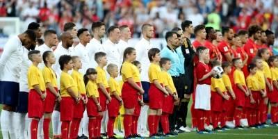 Inglaterra x Bélgica