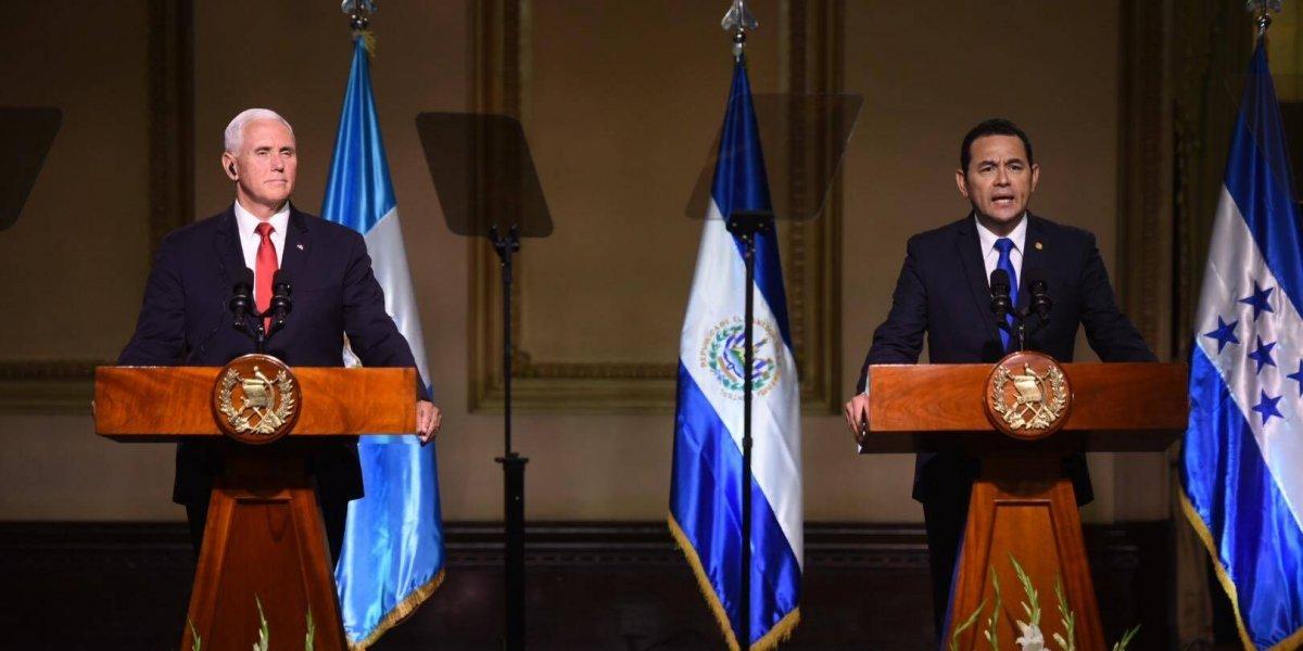 Vicepresidente de EE.UU. se reunirá con Morales