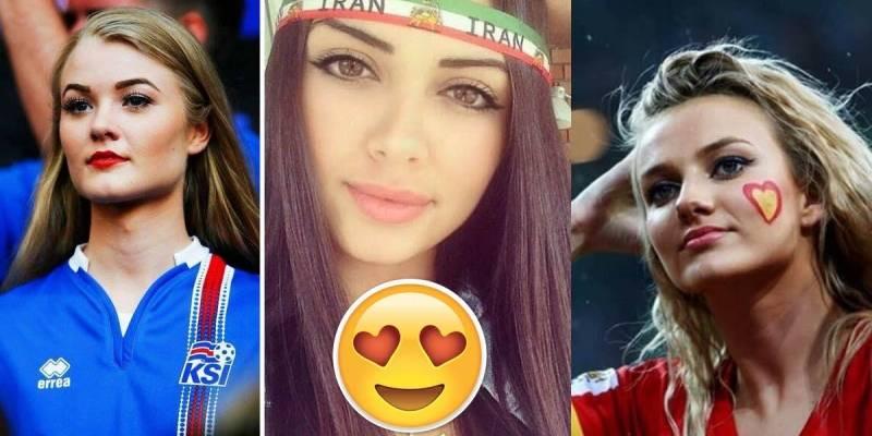 Las Mujeres Más Hermosas Del Mundial Rusia 2018 Fotos