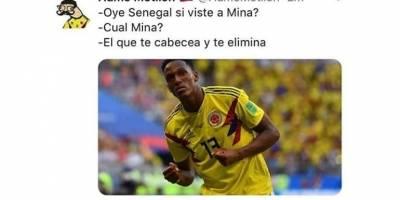 MEMES COLOMBIA SENEGAL