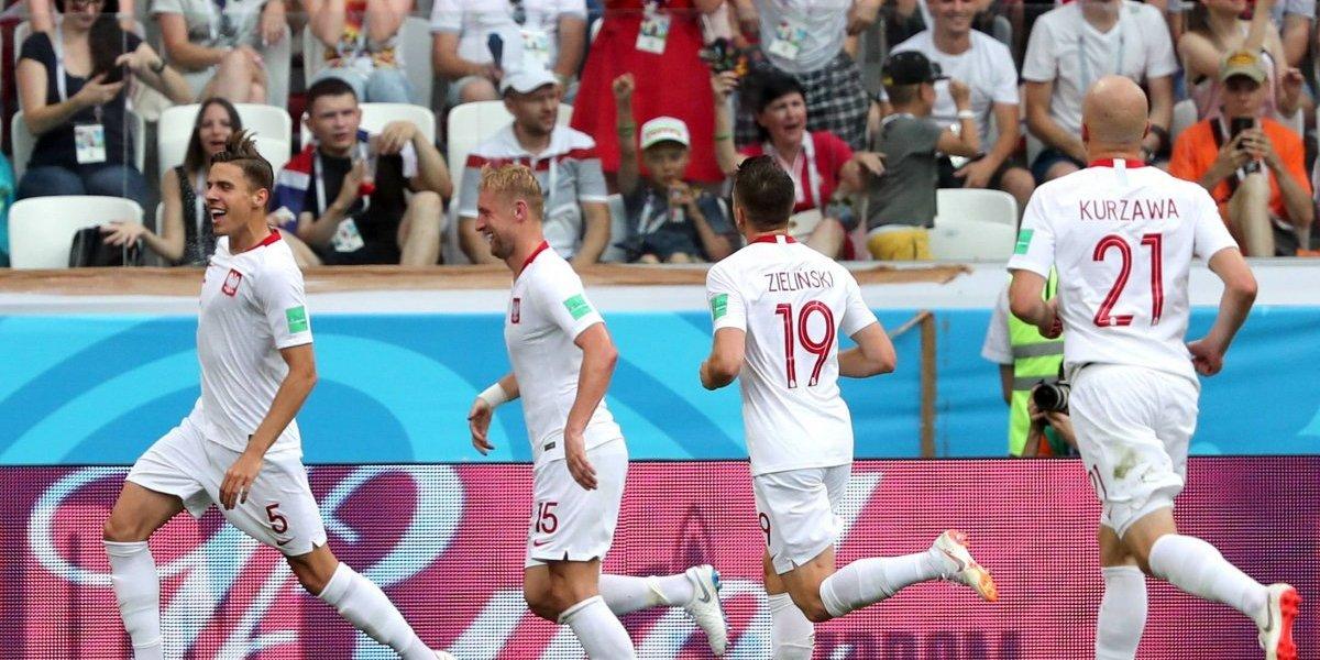 ¡Bednarek es Polombiano! El gol polaco le dio tranquilidad a la Tricolor