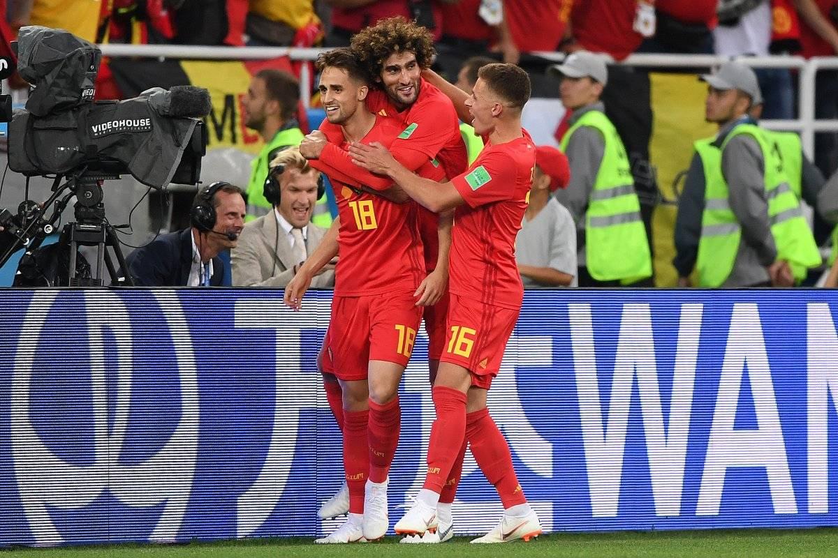 Adnan Januzaj marcó el gol del triunfo de Bélgica