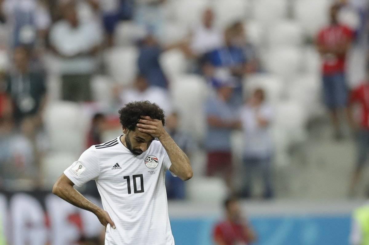 Mohamed Salah-Egipto