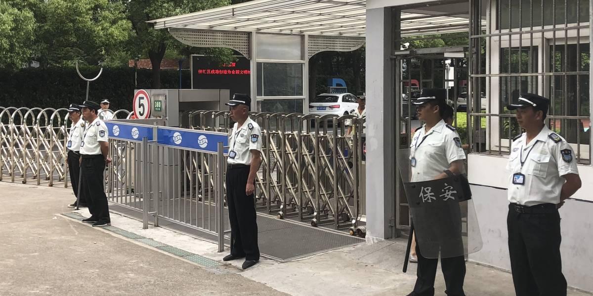 Mueren 2 niños apuñalados cerca de una escuela en China